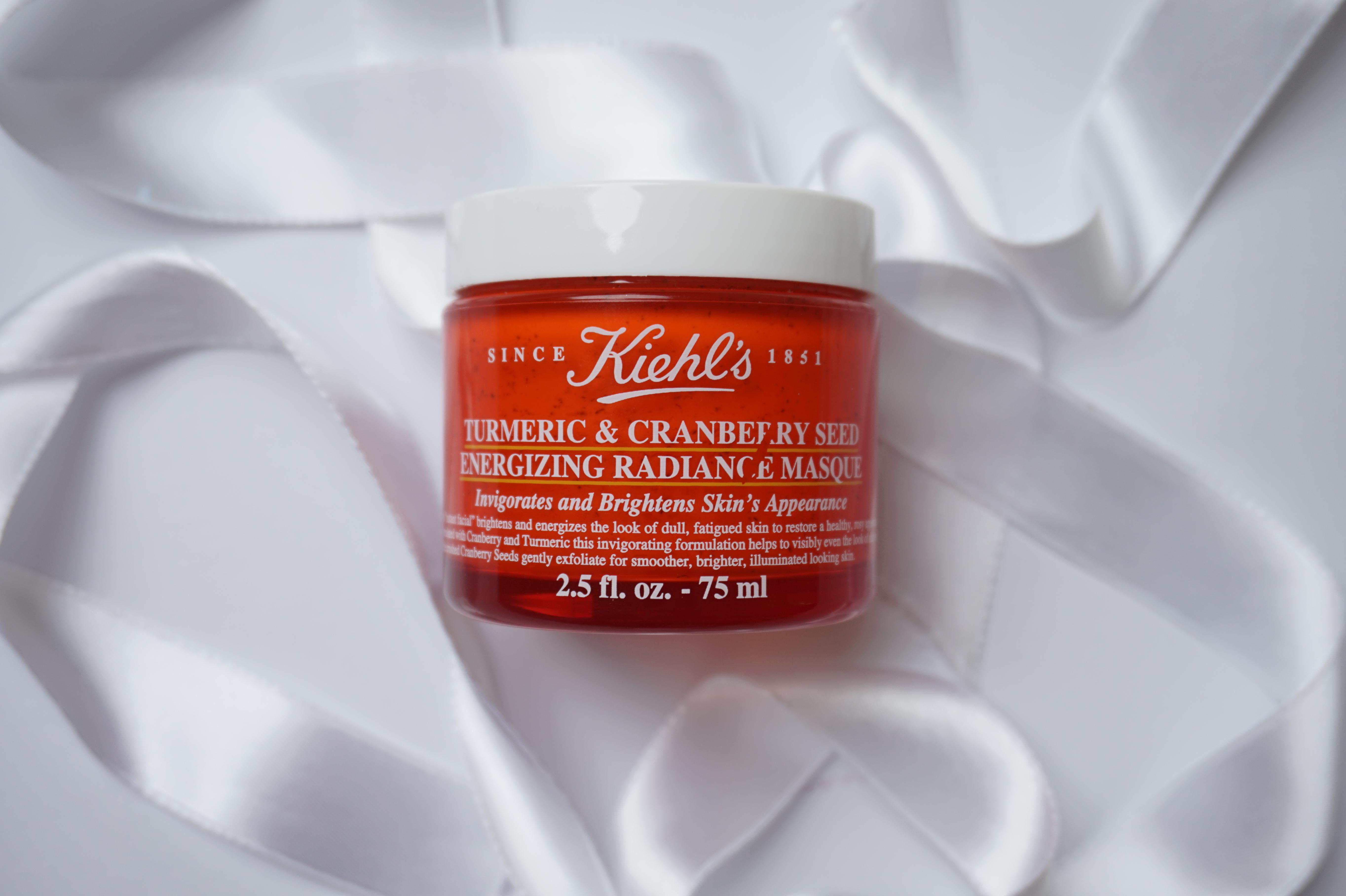 Kiehl's Energizing Radiance Masque