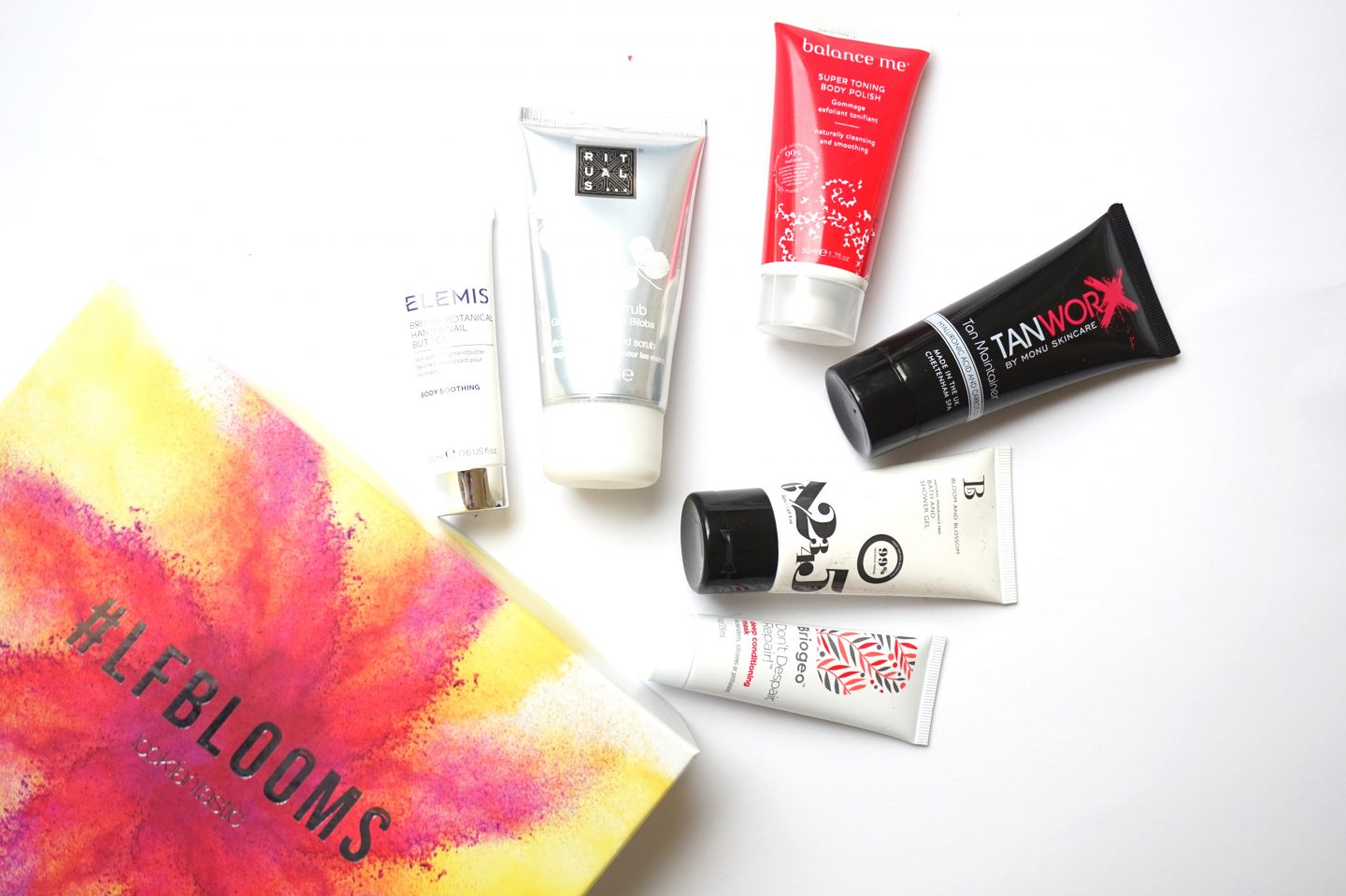 Beautybox: Lookfantastic April