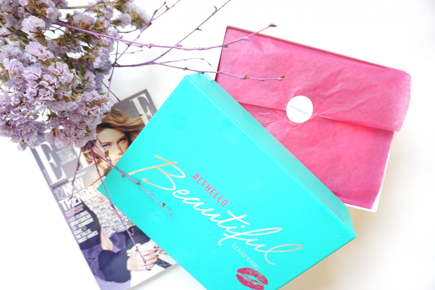 Beautybox: Lookfantastic May