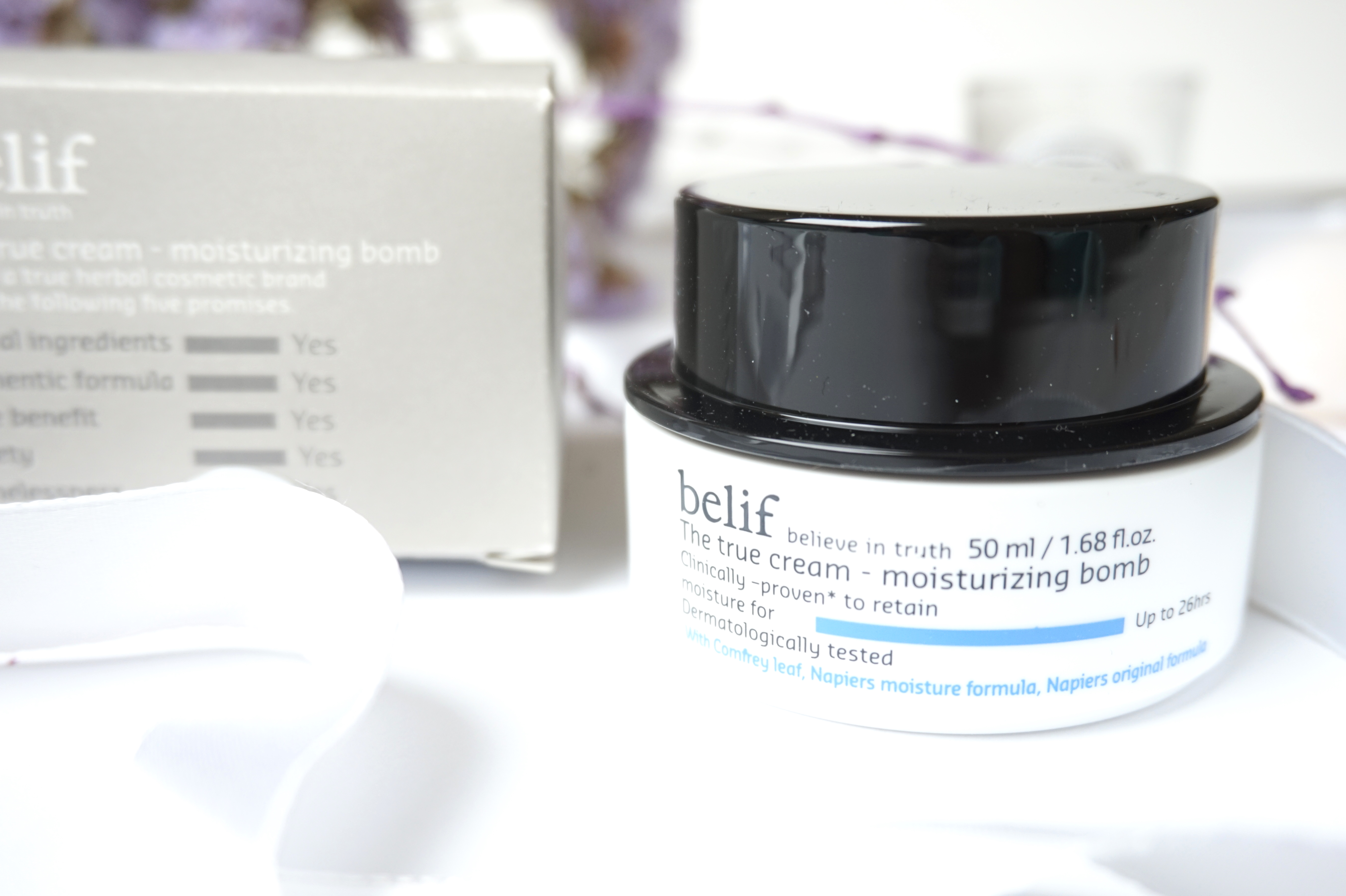 Belif, The True Cream - Moisturizing Bomb - TheBeauParlour