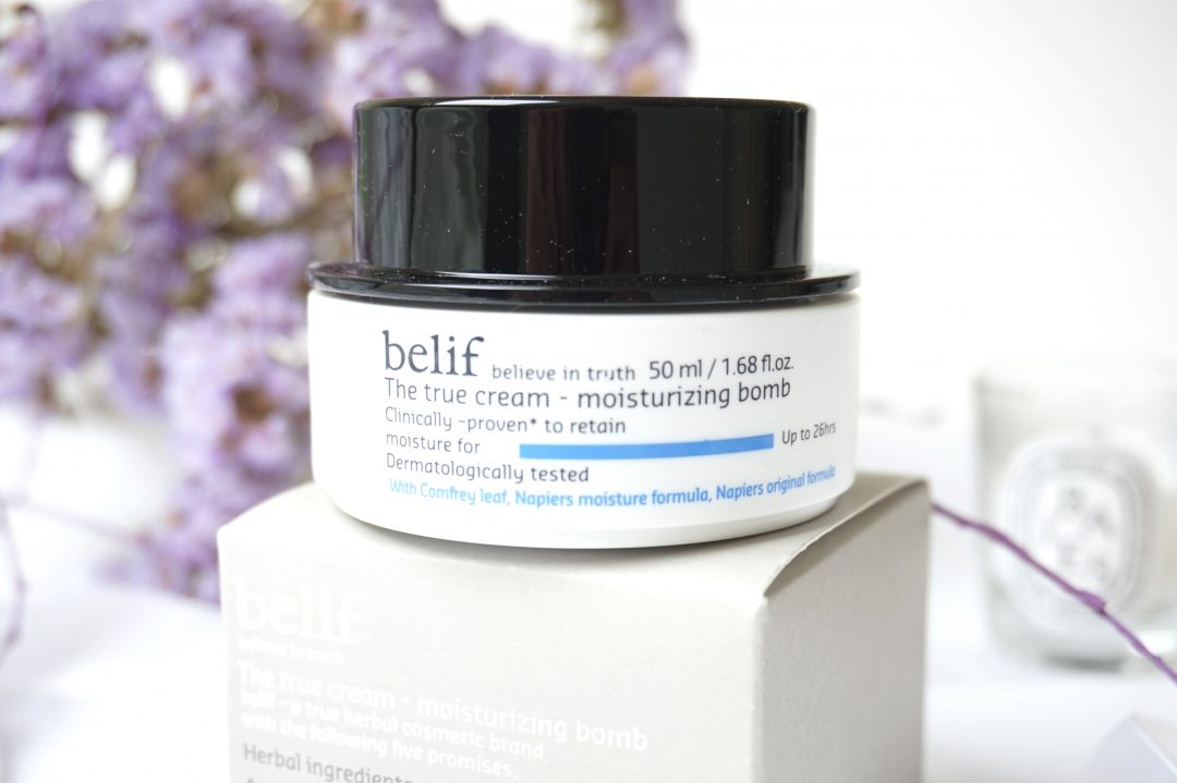 Image result for Belif The True Cream Moisturizing Bomb