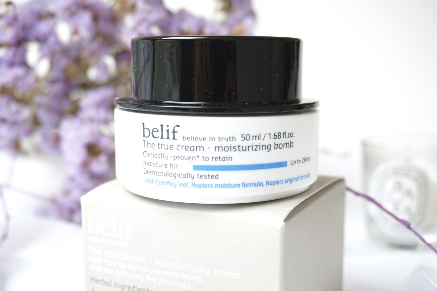 Belif, The True Cream – Moisturizing Bomb