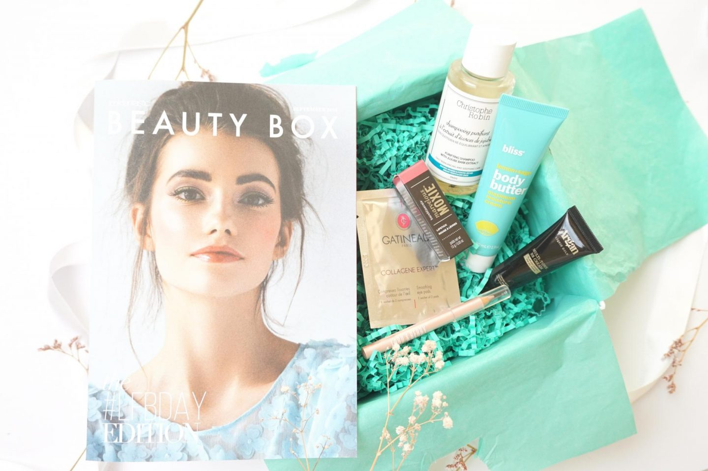 Beautybox: Lookfantastic September