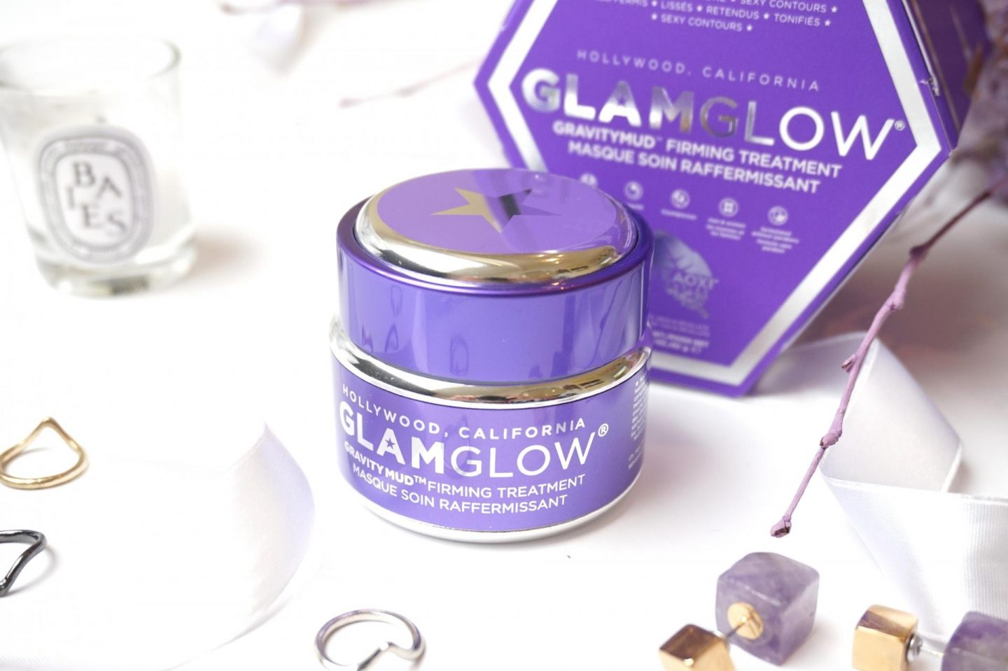 Glamglow: Gravitymud Mask Firming Treatment