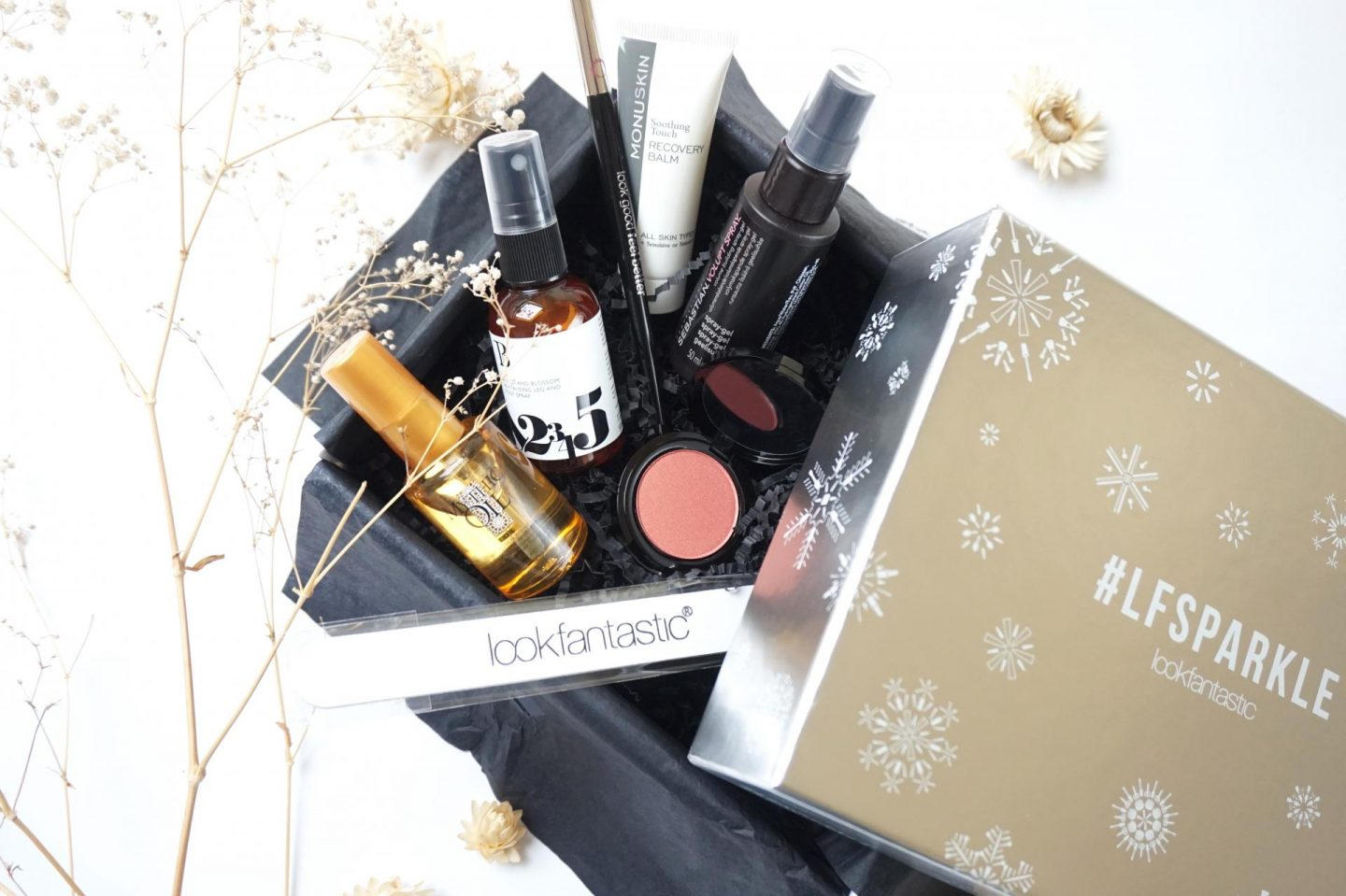 Beautybox: Lookfantastic November
