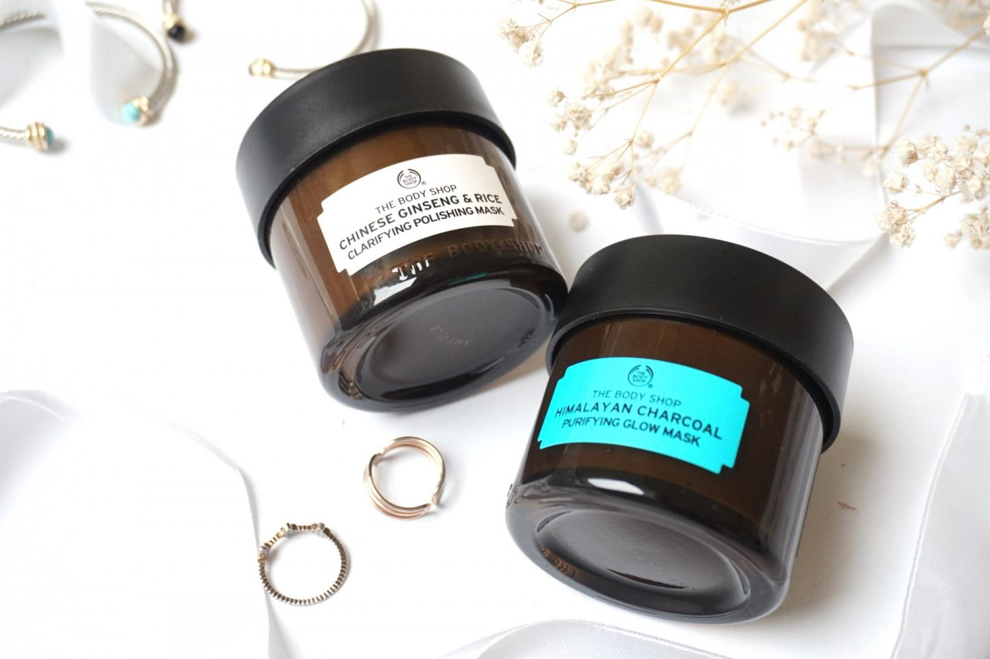 The Body Shop, Clarifying Polishing & Purifying Glow Mask