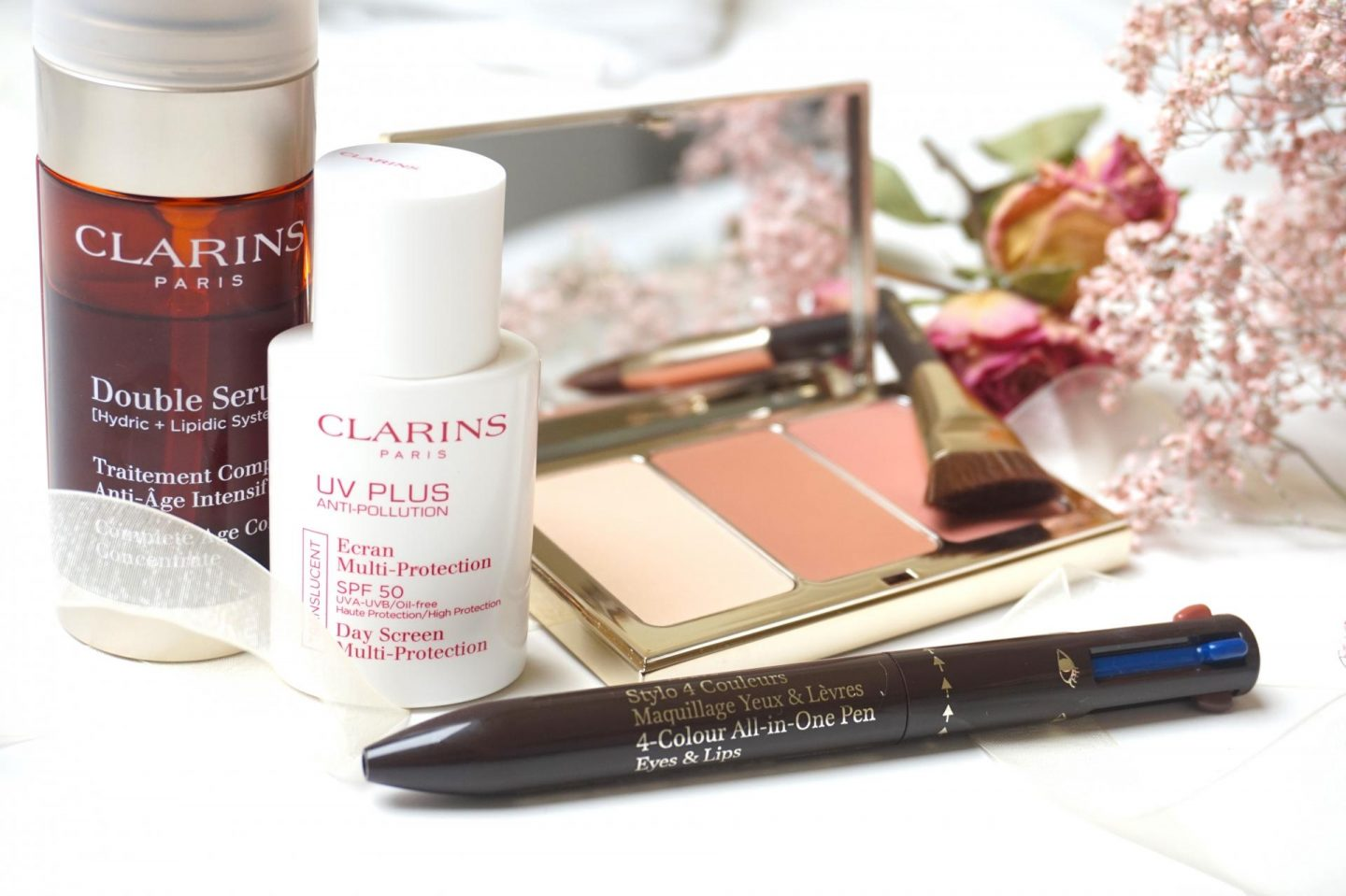 Clarins, The Spring Look