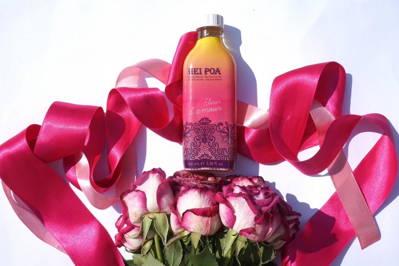 Hei Poa, Tahiti Monoï Oil Elixer D'Amour