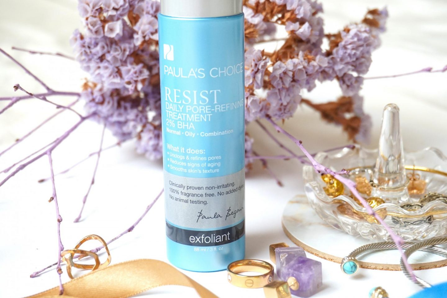 Paula's Choice, Resist Daily Pore-Refining Treatment 2% BHA