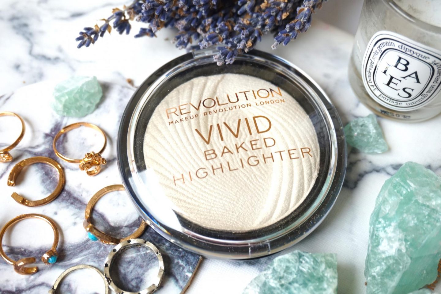 Makeup Revolution London, Vivid Baked Highlighter