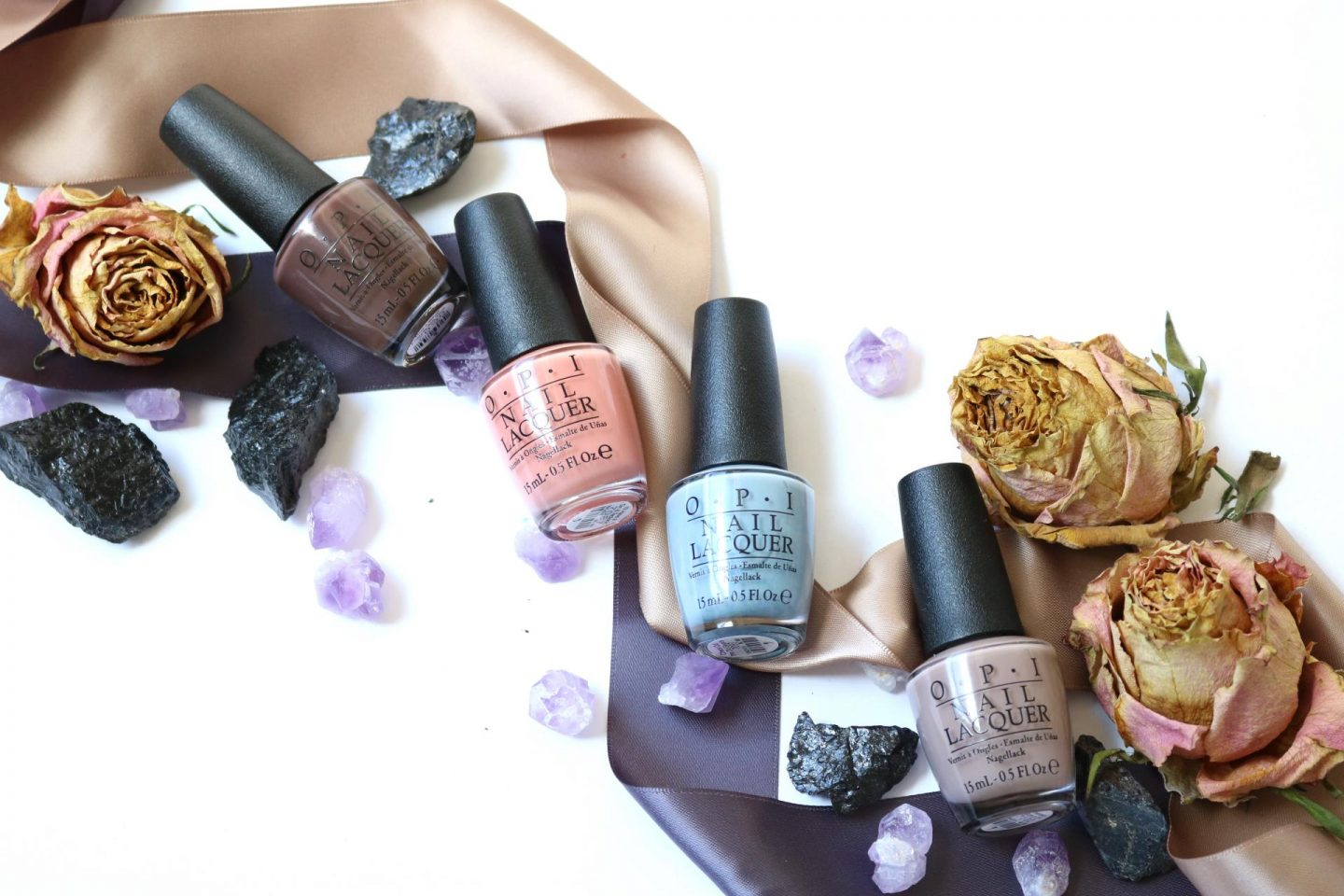 Getting winter ready with the OPI Iceland Collection