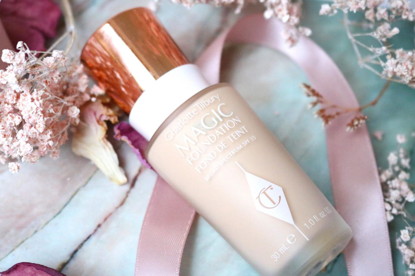 Does a Magic Foundation exist? Charlotte Tilbury has it!
