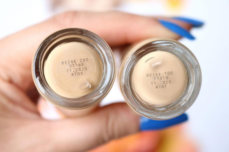 Yves rocher foundation review