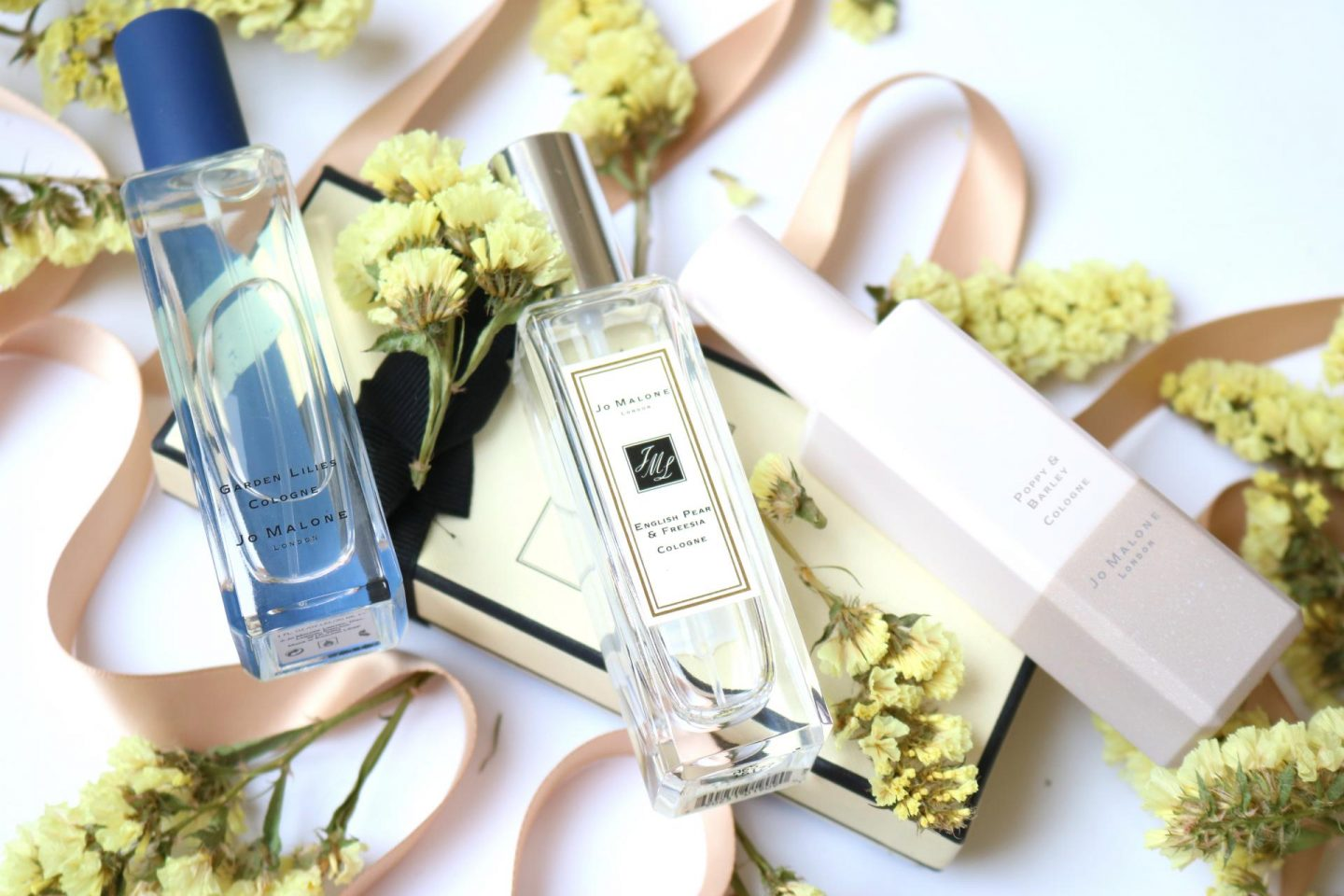 Jo Malone London, English Fields and others