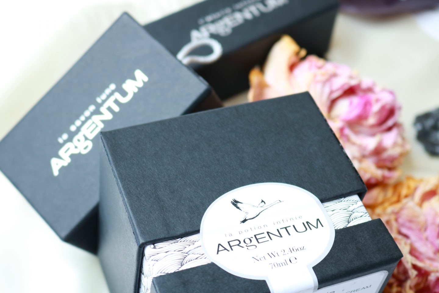 Luxury with ARgENTUM apothecary