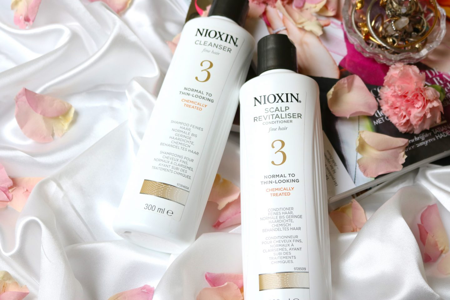 Nioxin for normal to thin-looking hair