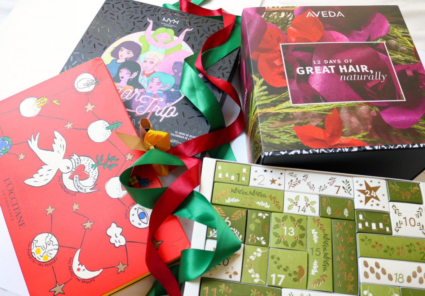 Counting down to Christmas with an Advent Calendar + GIVEAWAY