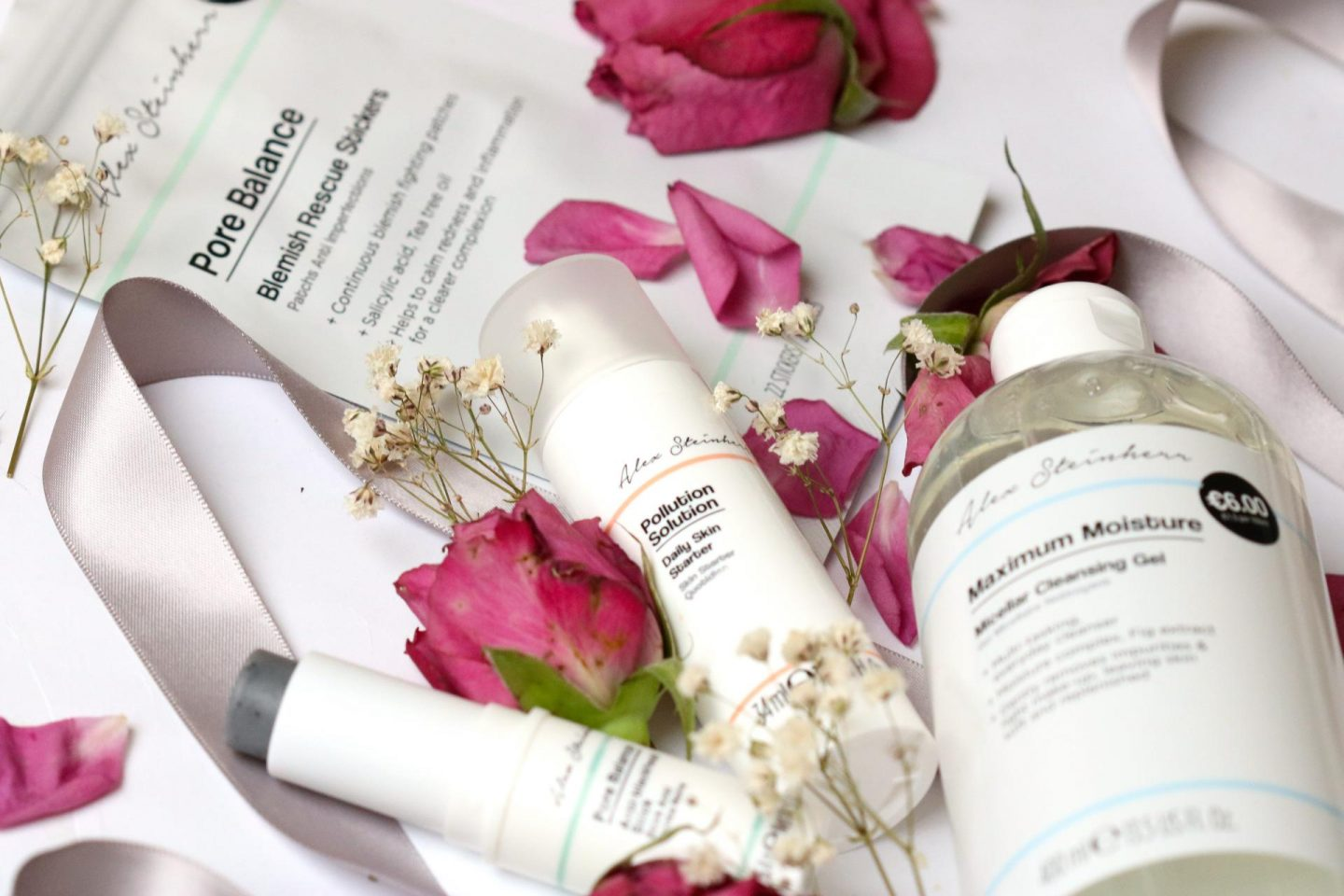 Alex Steinherr x Primark creates the ULTIMATE skincare collection