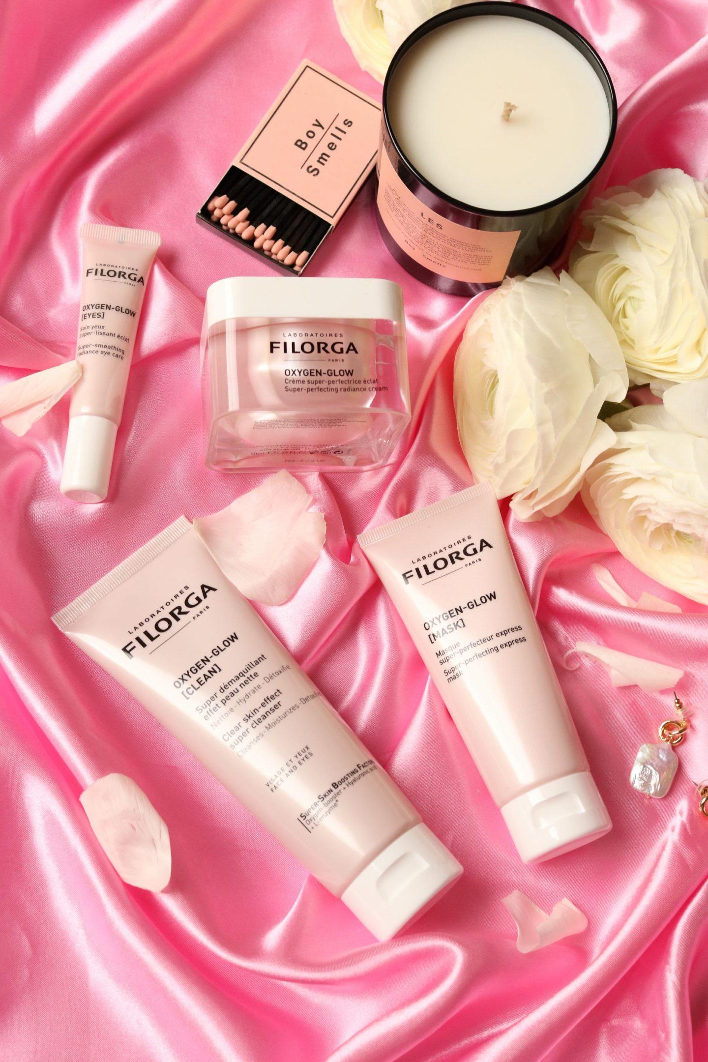 Filorga Oxygen-Glow products