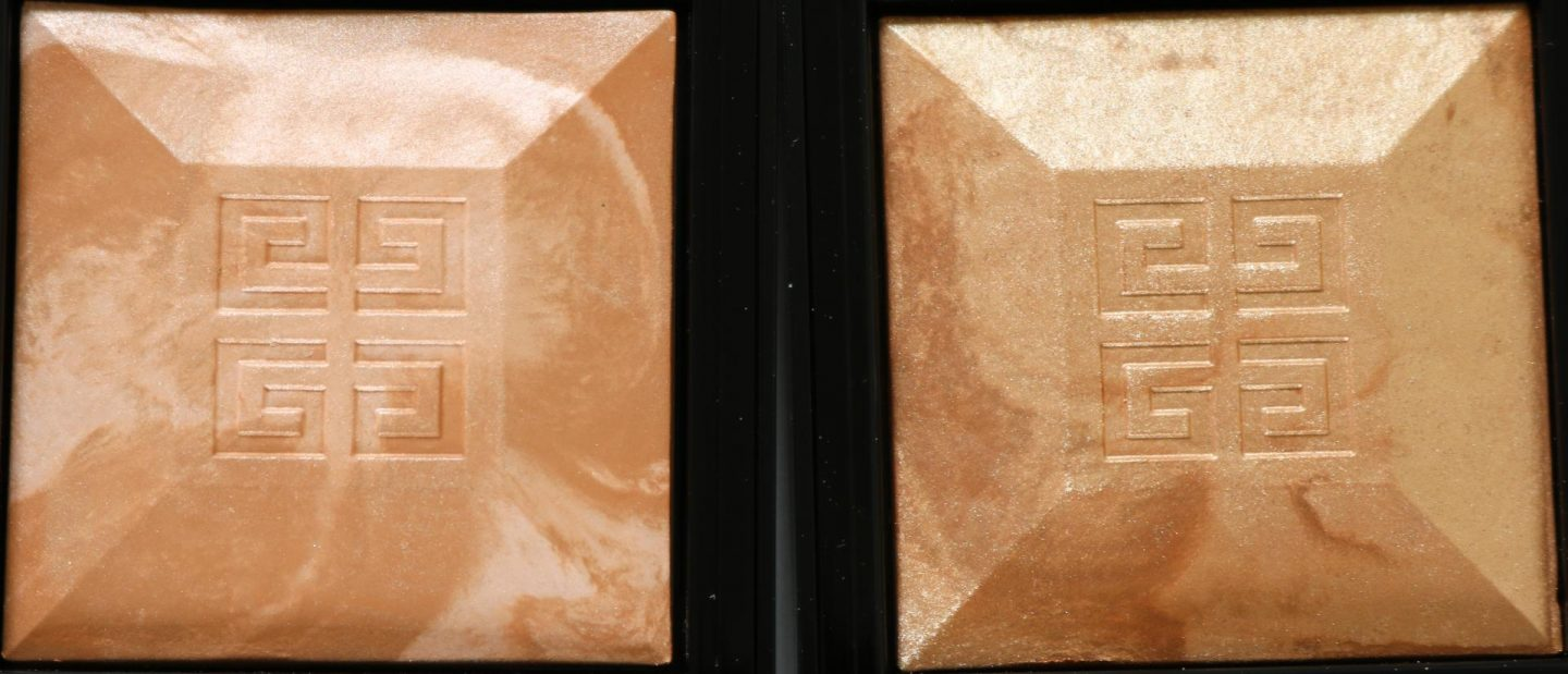 Givenchy Solar Pulse Healthy Glow Marbled Powder close up