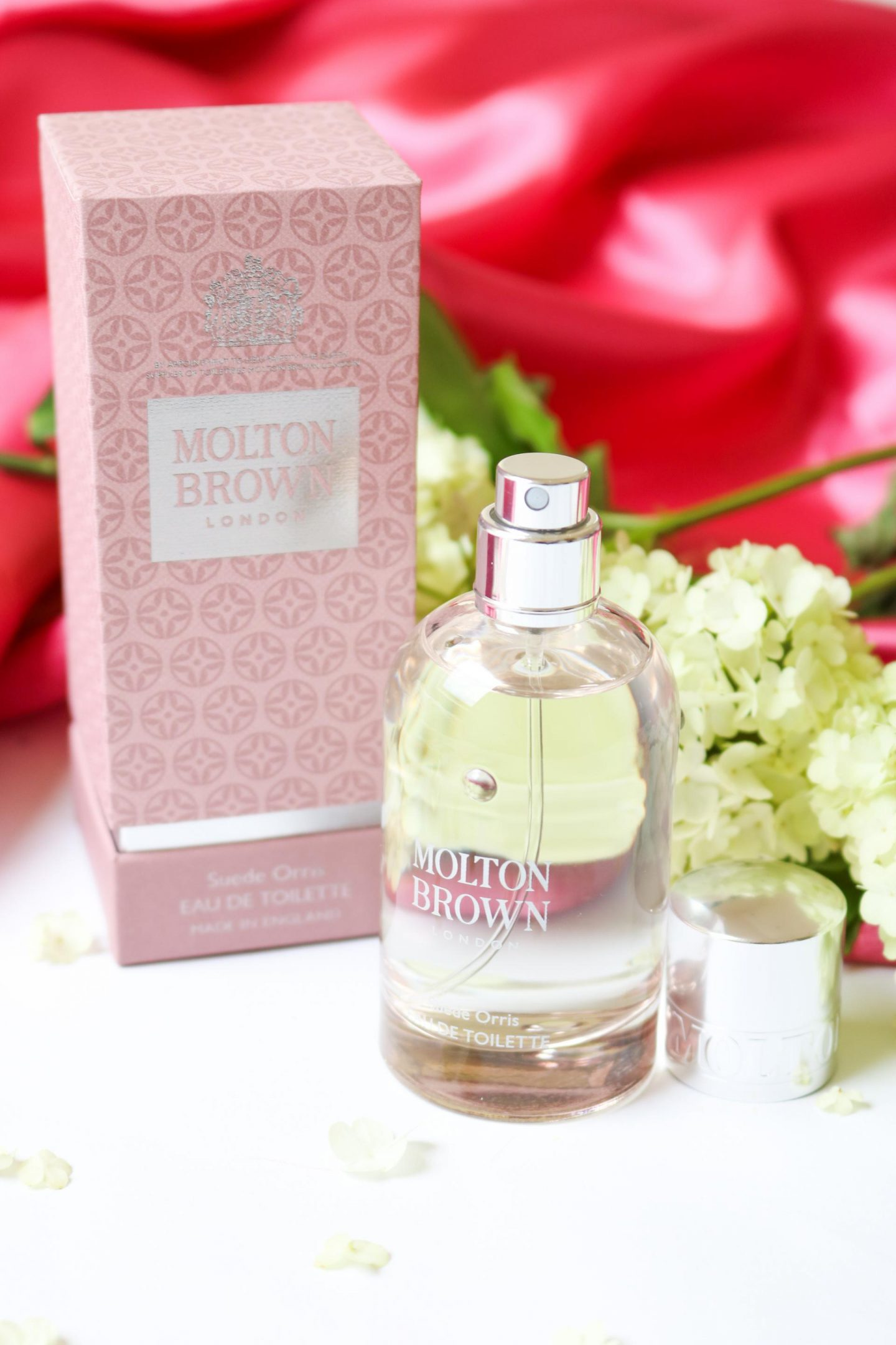 Molton Brown Suede Orris Eau de Toilette