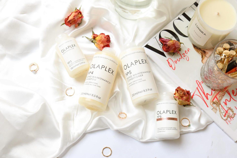 Saving your hair with Olaplex 3, 4, 5 and 6!