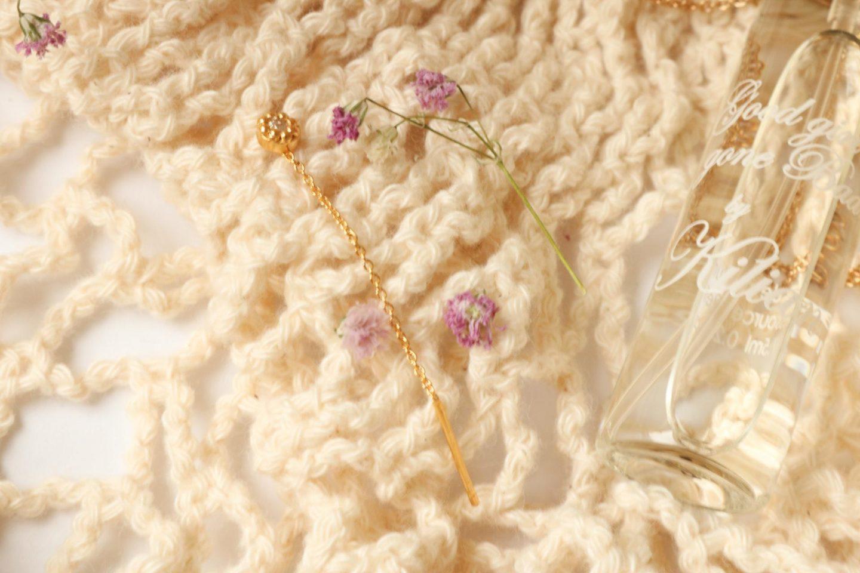 golden earrings eline rosina