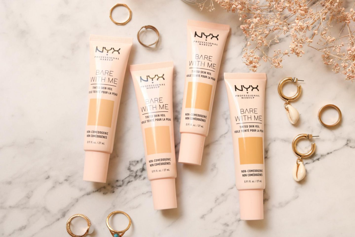 Bare With Me Tinted Skin Veil by NYX Cosmetics