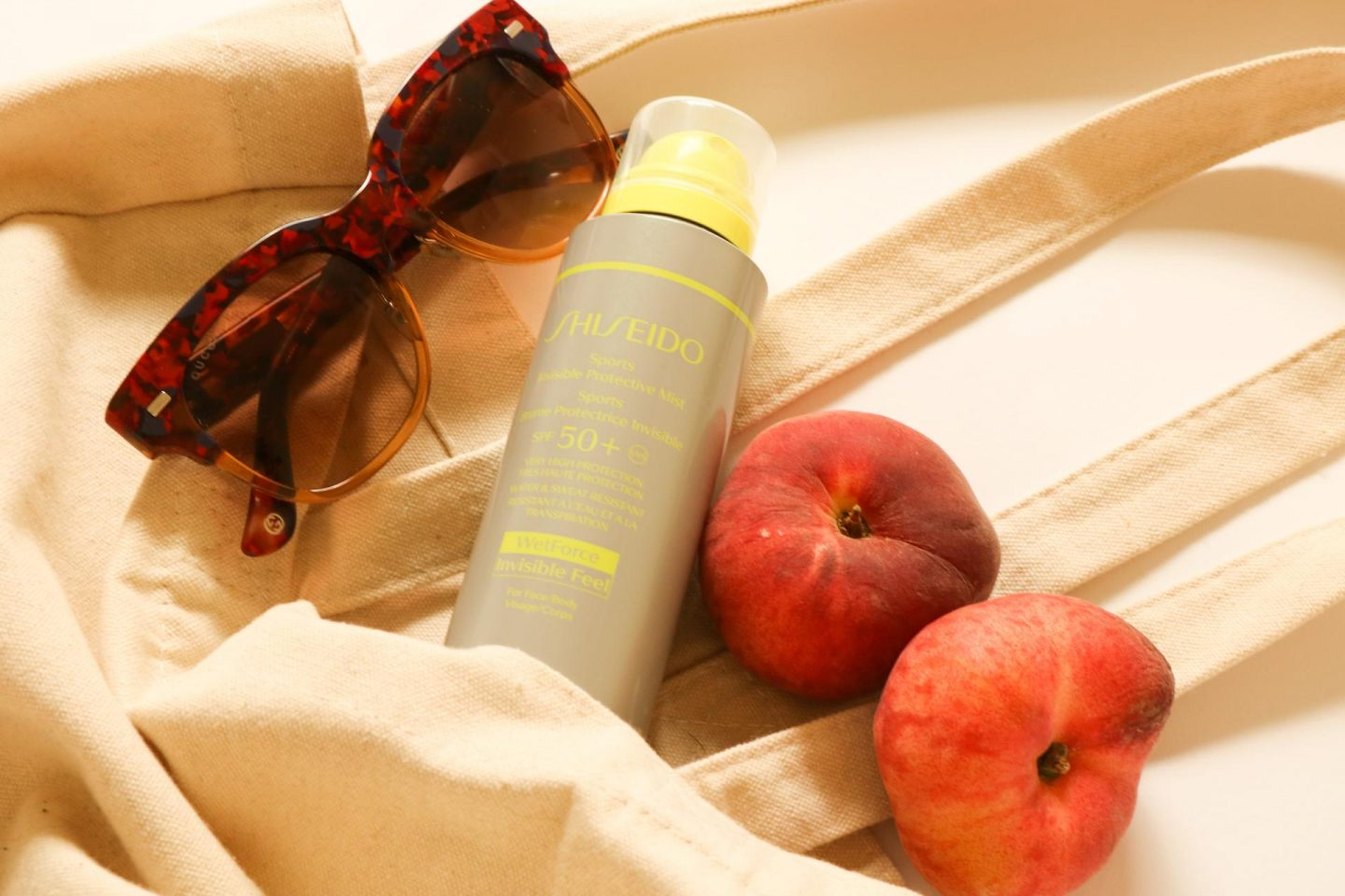 Sports Invisible Protective Mist SPF50+