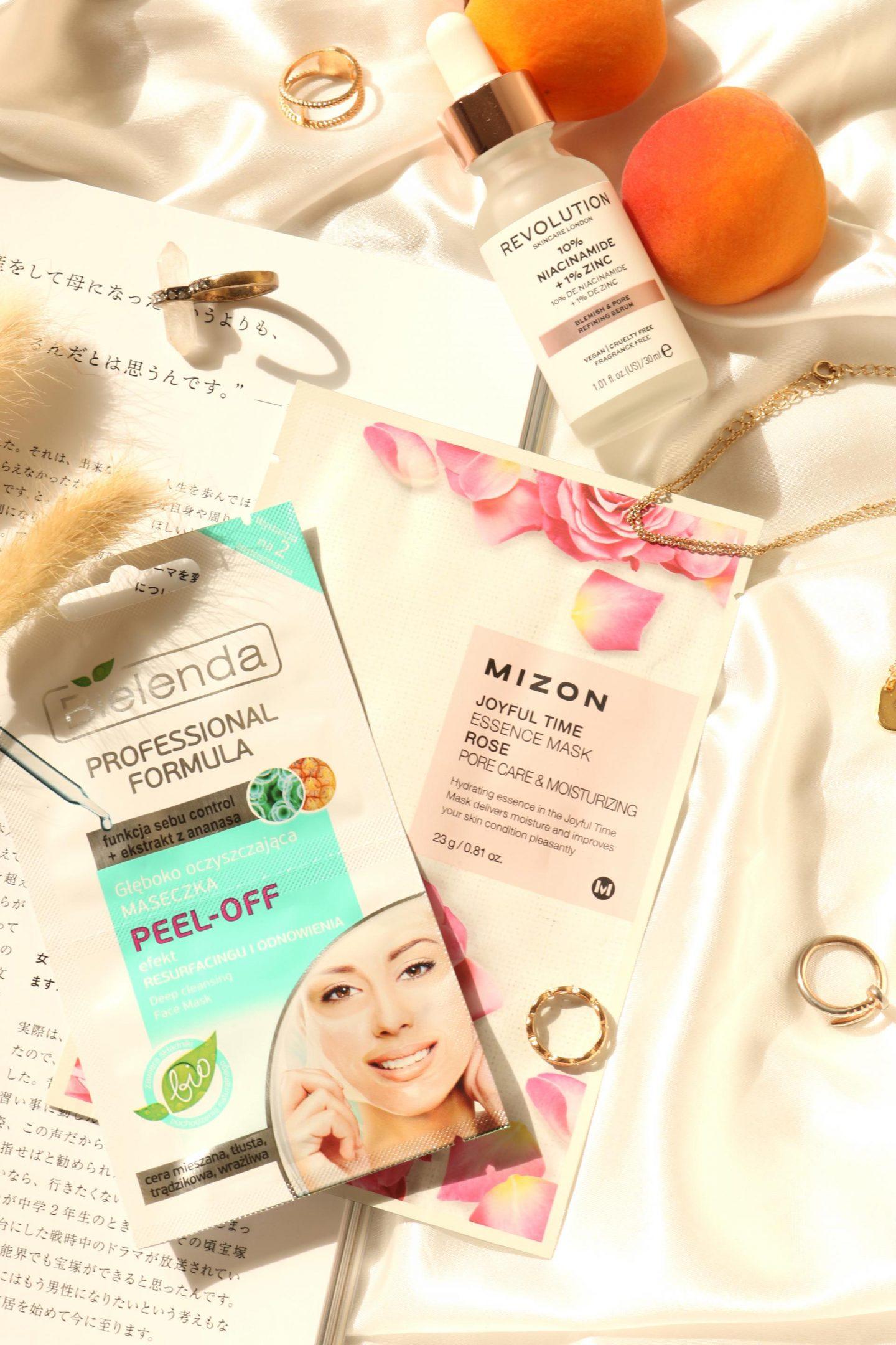 How to minimize the pores with Bielenda, Mizon and Revolution