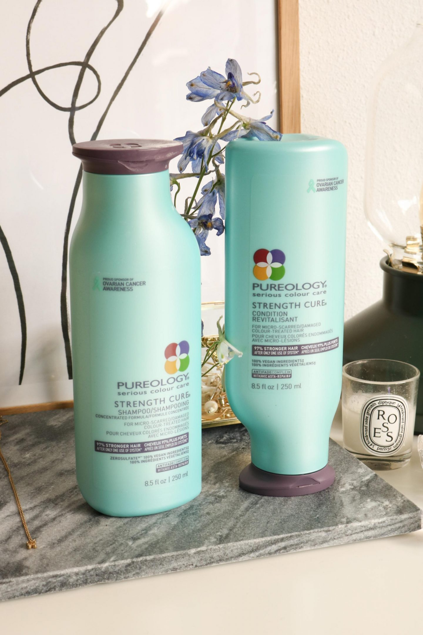 Strength Cure Shampoo Condition