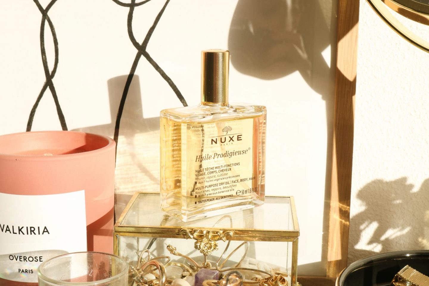 Nuxe dry oil review