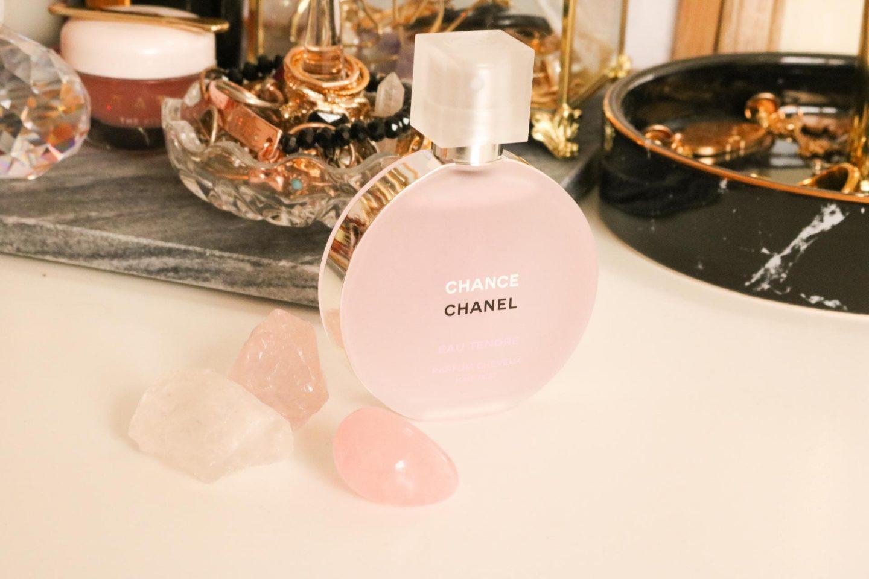 haarparfum van chanel